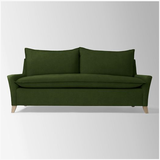 Bliss Sleeper Sofa from West Elm