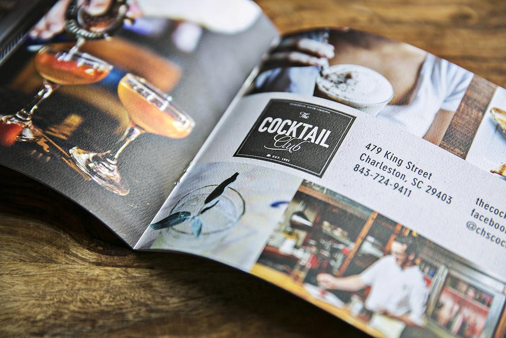 Restaurant: The Cocktail Club, Charleston, SC