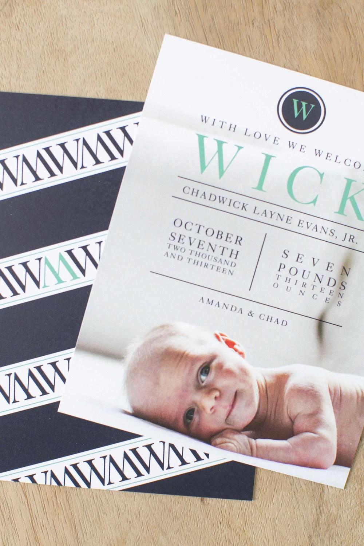 Personal: Baby Wick, Atlanta, GA