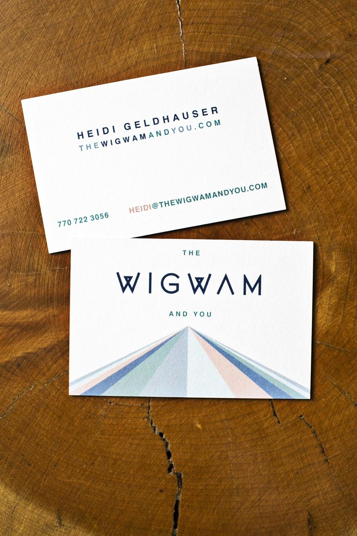 Branding: Wigwam, Atlanta, GA
