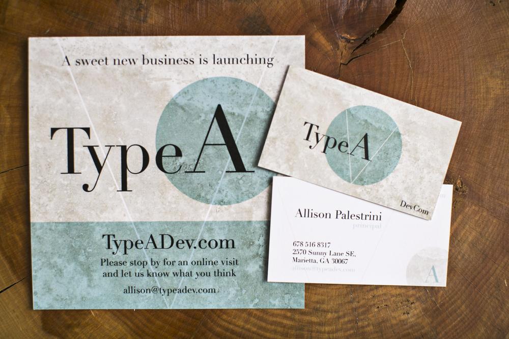 Branding: Type A, Atlanta, GA