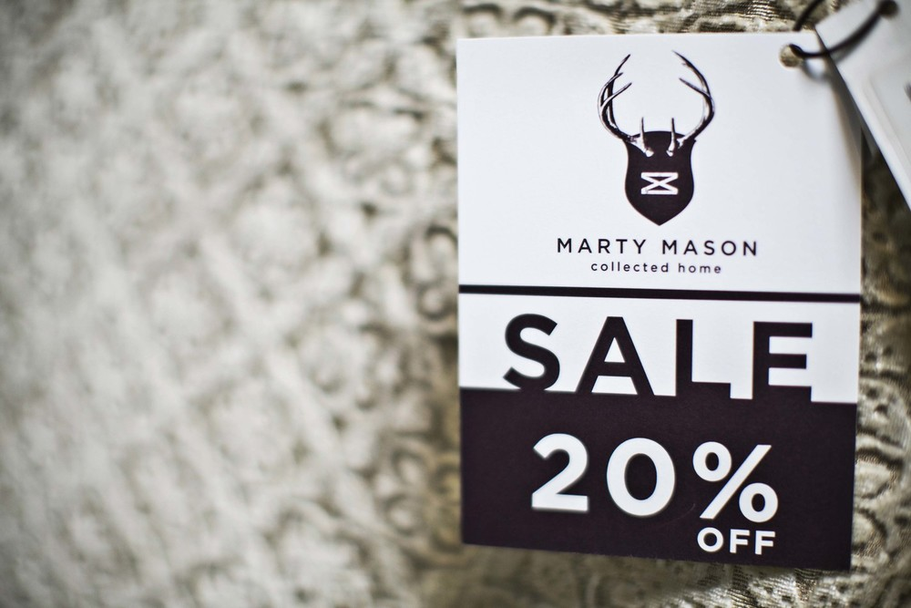 Retail: Marty Mason Collected Home, Atlanta, GA