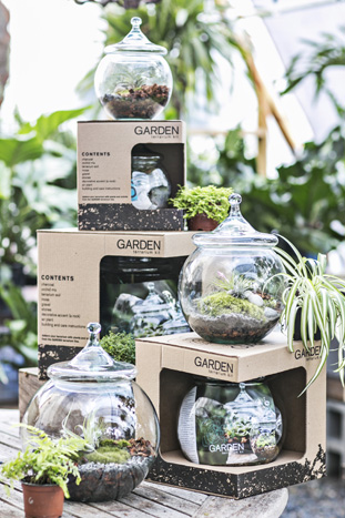 Packaging: GARDEN, Atlanta, GA
