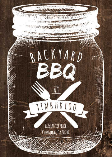 Event: Backyard BBQ, Cumming, GA