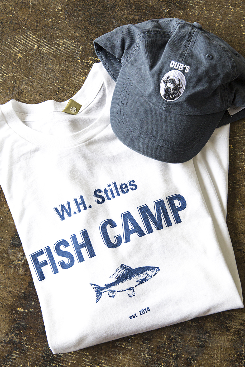 Retail: Fish Camp, Atlanta, GA