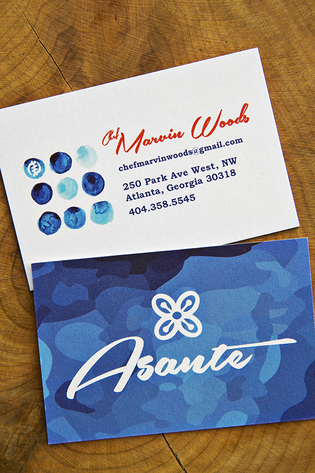 Branding: Asante, Atlanta, GA