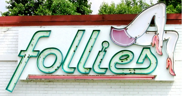 Follies - 4075 Buford Hwy NE Atlanta, GA 30345