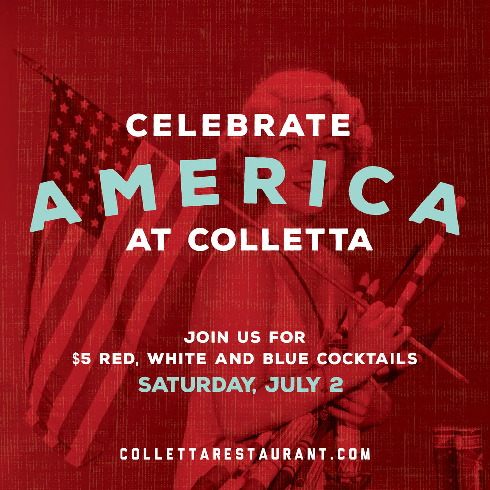 Colletta - 4th of July Graphic