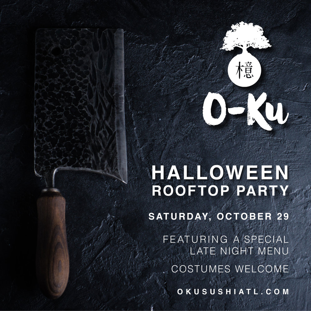 O-Ku - Halloween Graphic