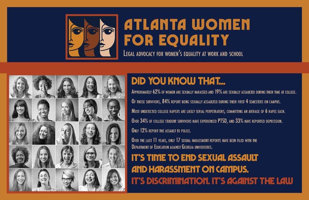 Title IX Information Card