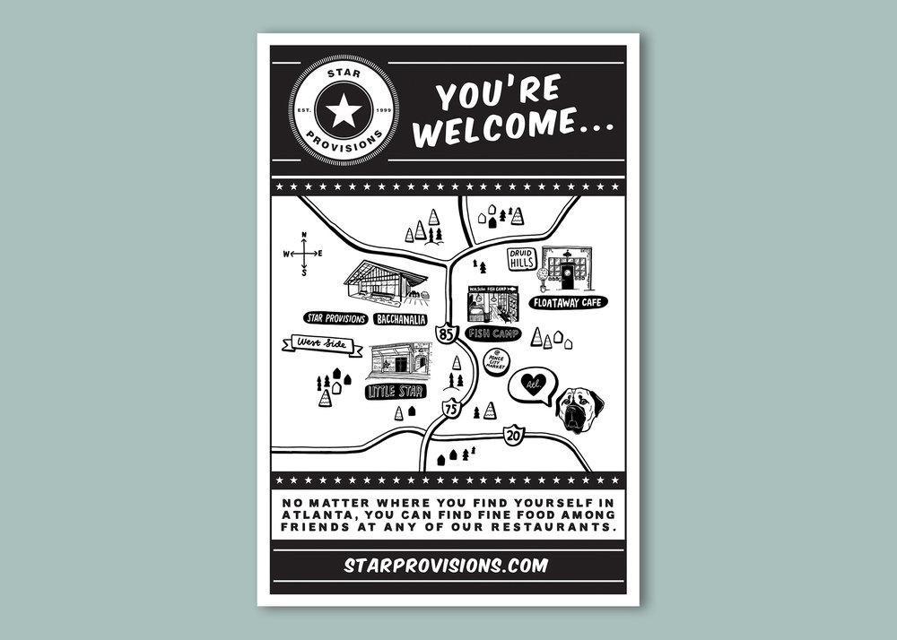 Star Provisions, ad