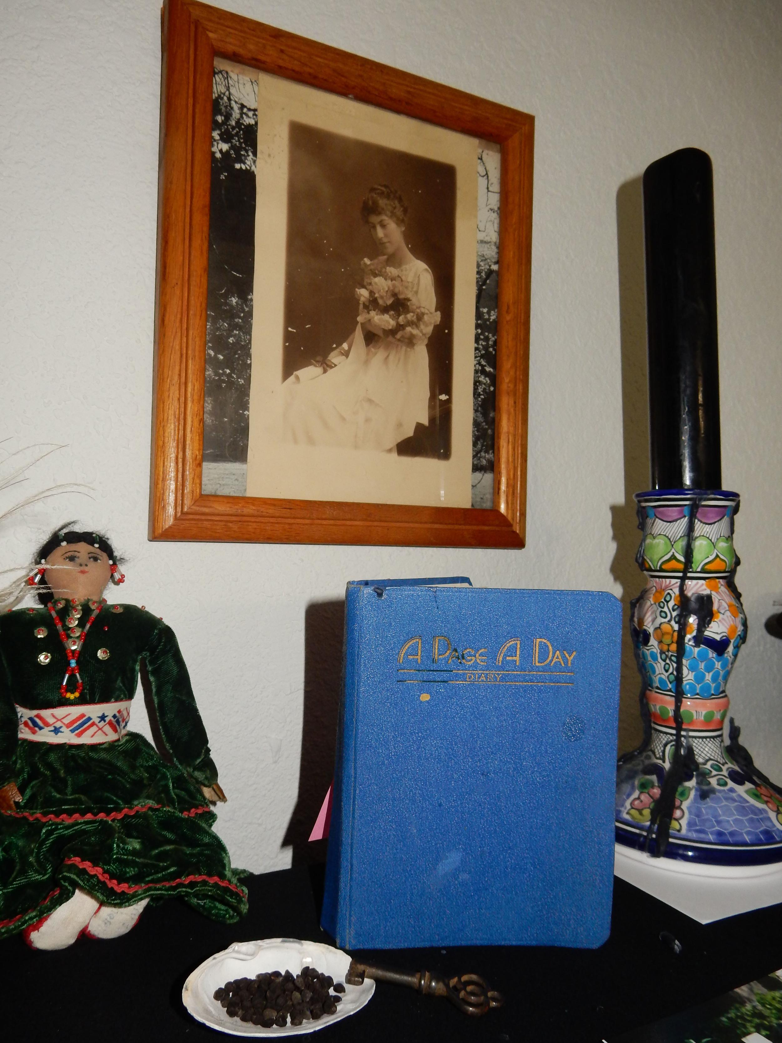 Ancestor Altar Corner