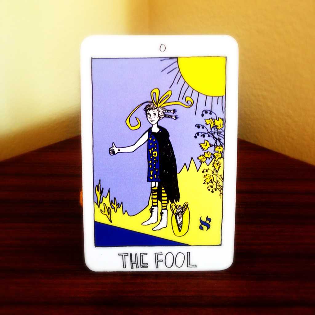 The Fool  {The Collective Tarot}
