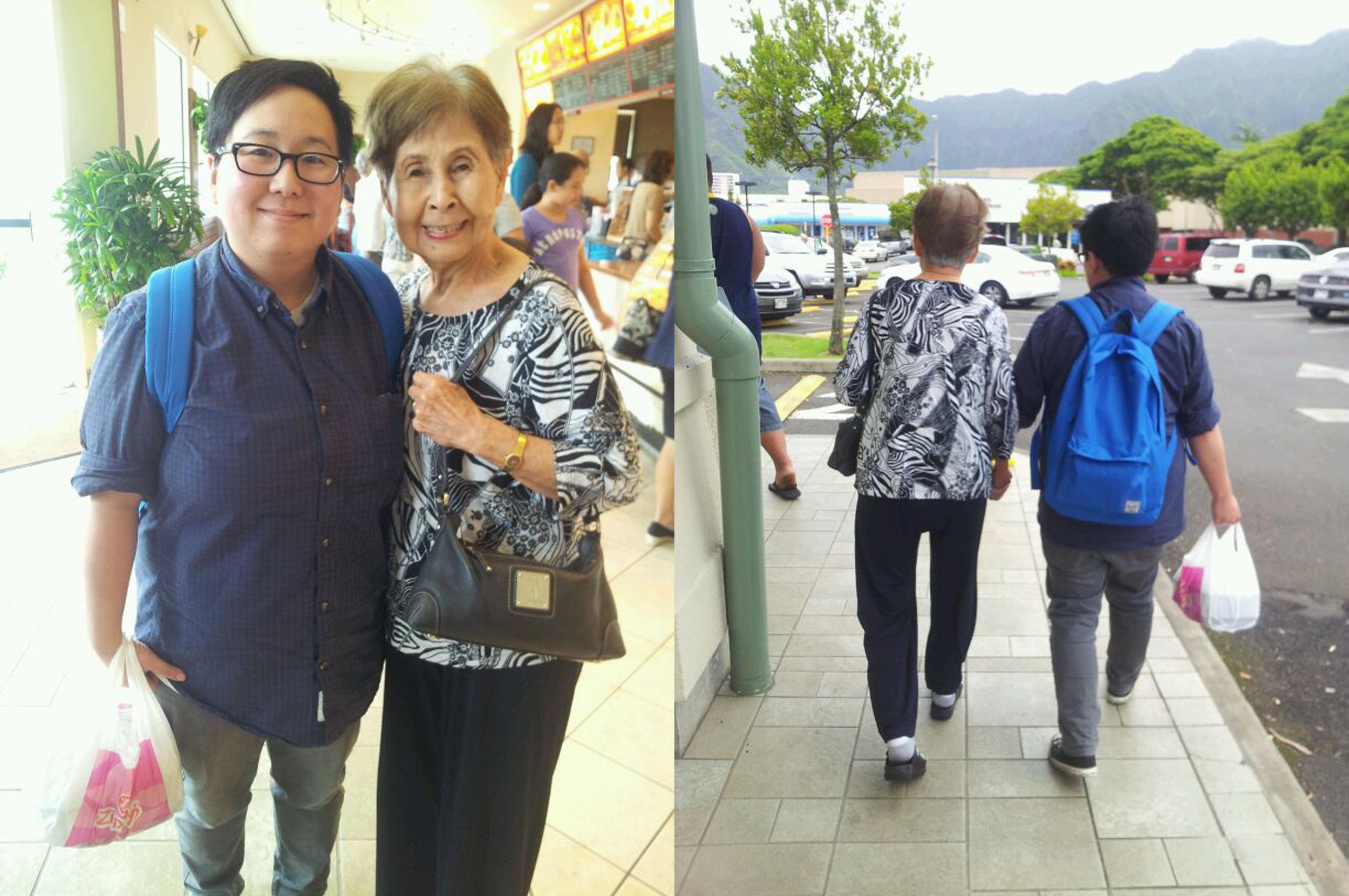Grandma Yoneda