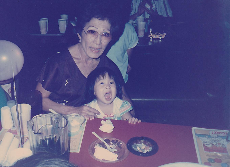 Grandma Kaneshiro