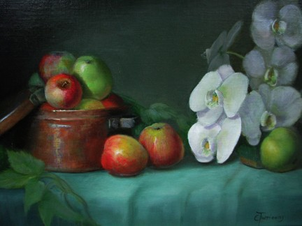Apples and Orchids_9x12_Cary Jurriaans.jpg