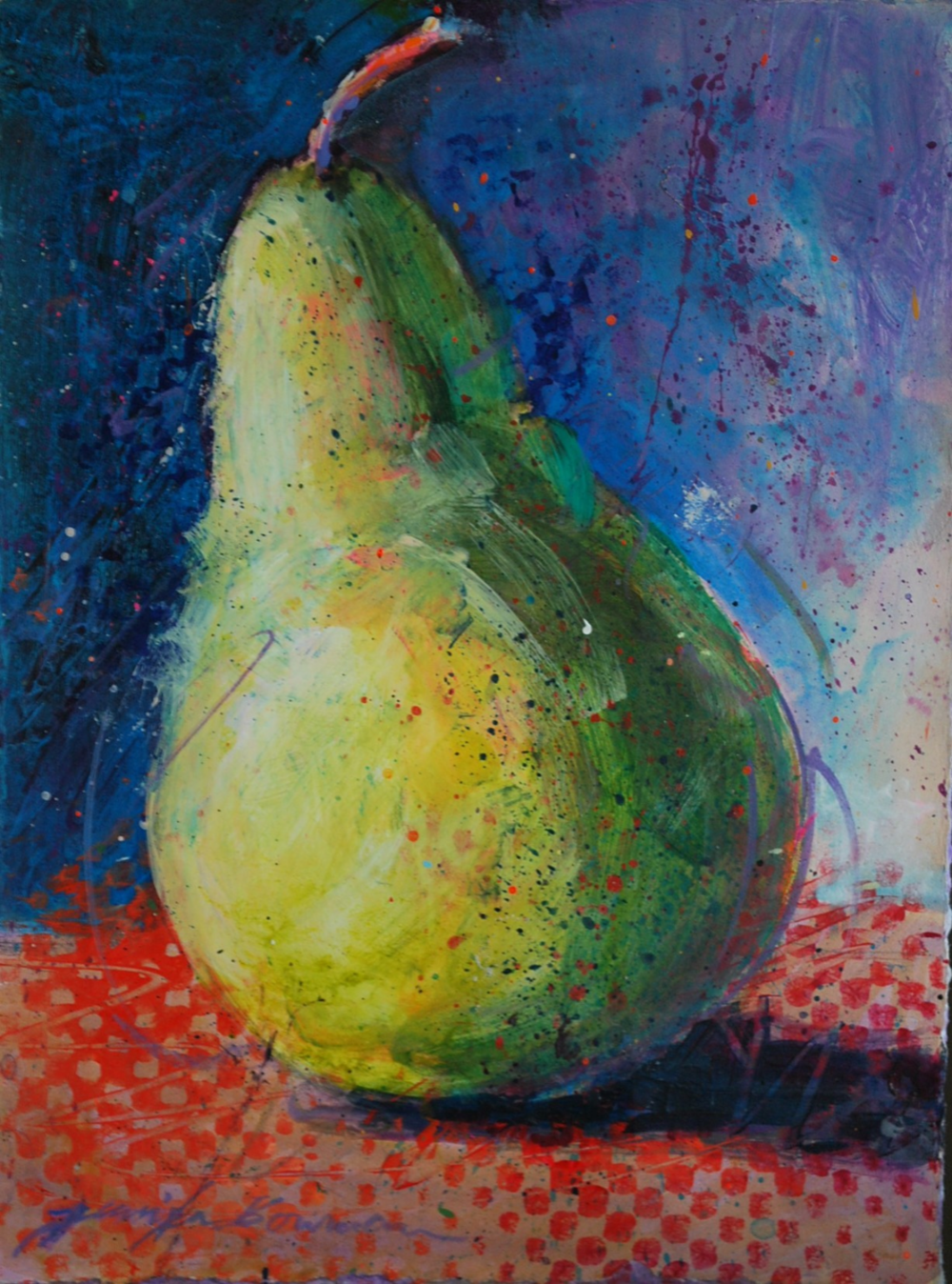 Pear_Try It Acrylics Example_Bowman.JPG