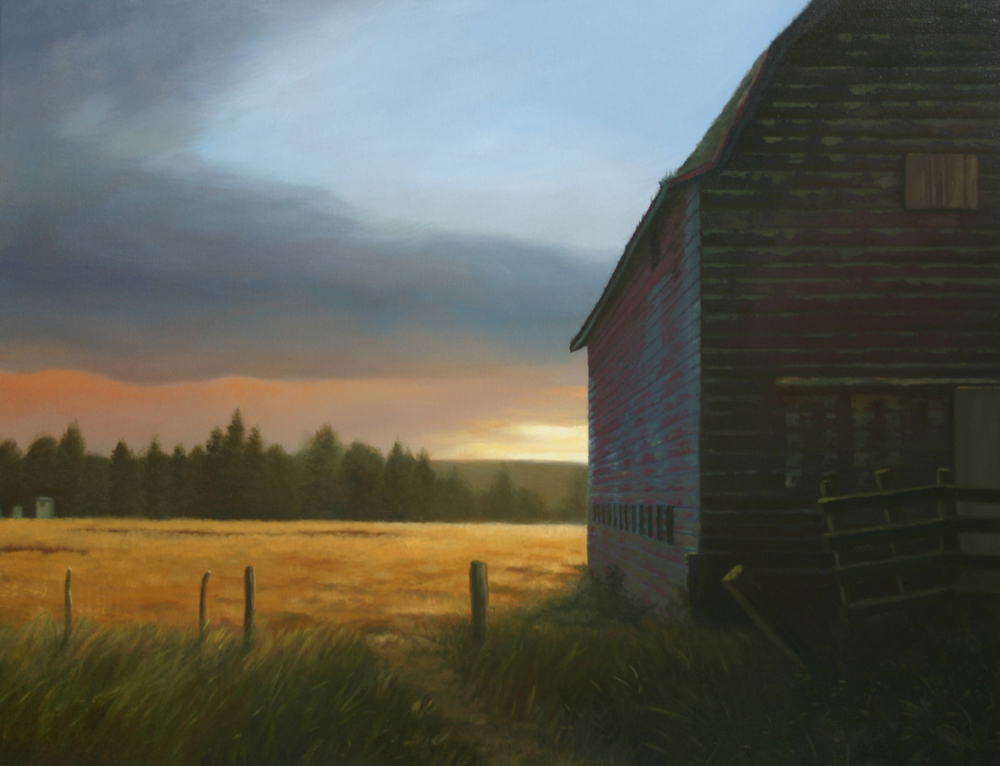 old barn sunset 24x30 oil on canvas_2950.jpg