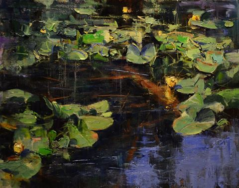 MIke Wise_Gathering of Lilies_16x20_2250.jpg