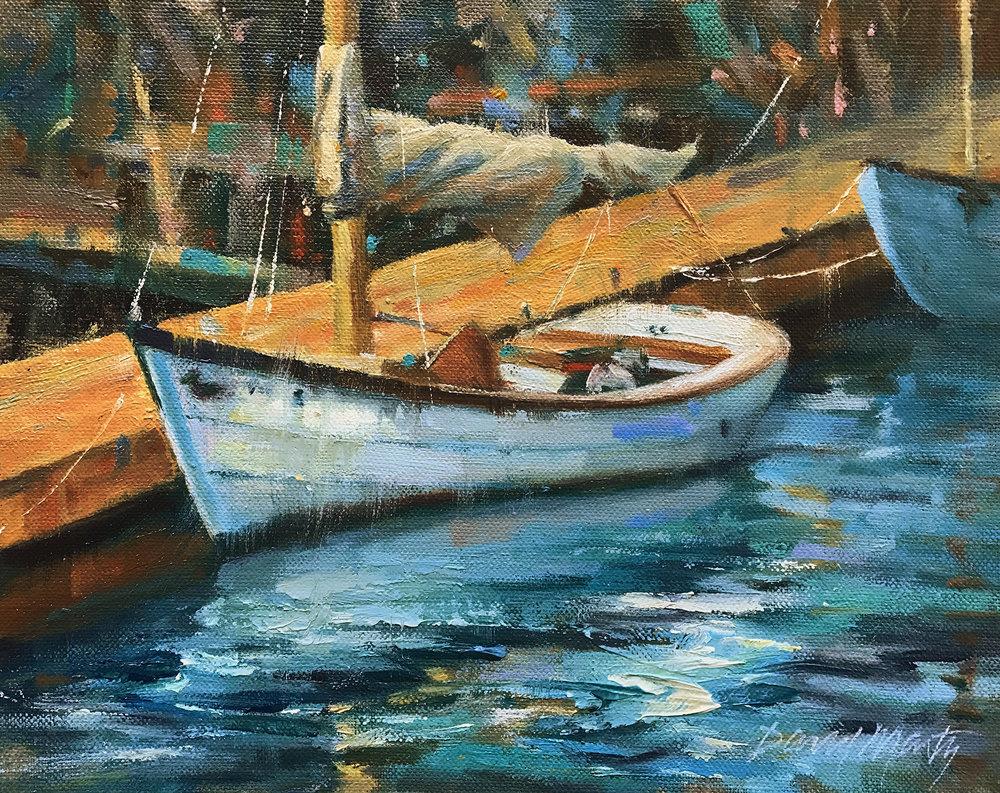 Resting Wooden Boat_8x10.jpg