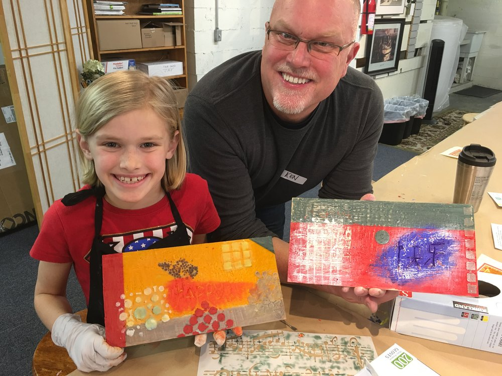 Encaustics student art_dad+daughter.JPG