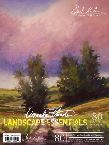 Richesons Amanda Houston Signature Pastels_Essential Landscape Set 80.jpeg