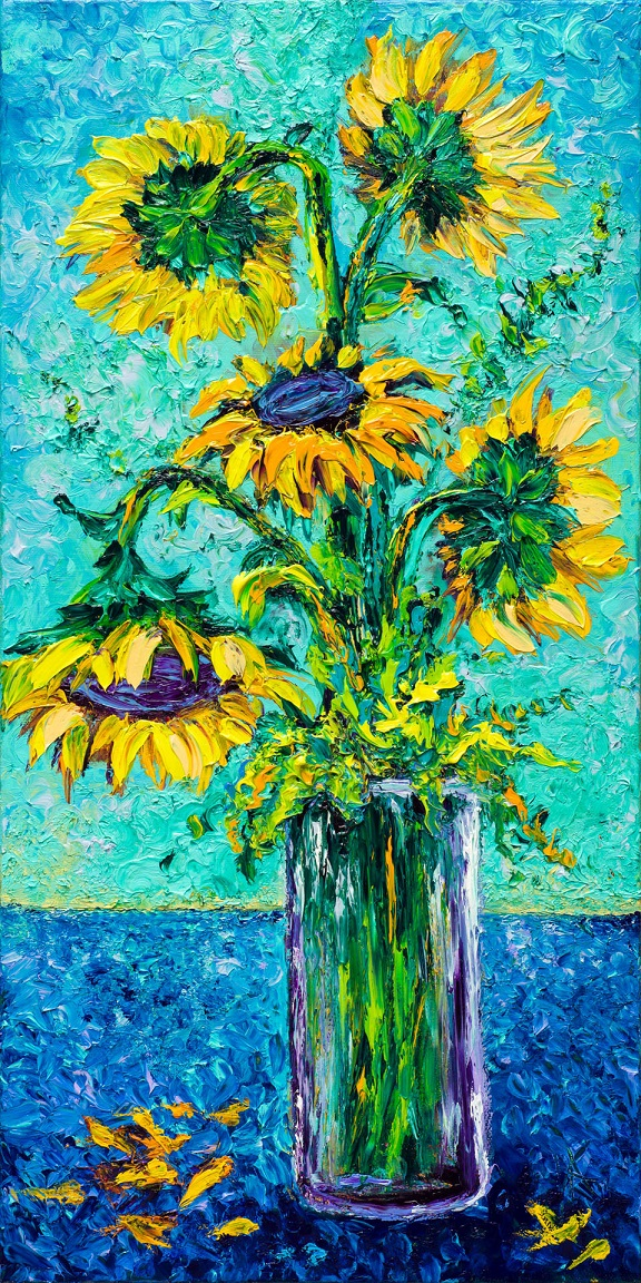 Kimberly Adams_Sunflowers_Oil_24 x 12in_995.jpg