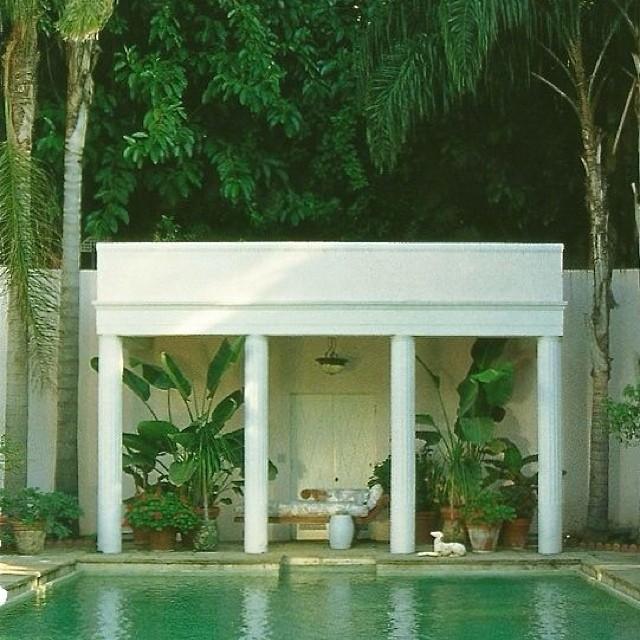 Friday pool envy #friday #pool #landscape #bali #holiday #vacation #outdoors #foliage #palmtree #tropical #getaway