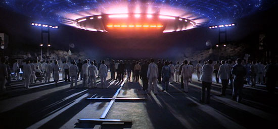8. Close Encounters of the Third Kind