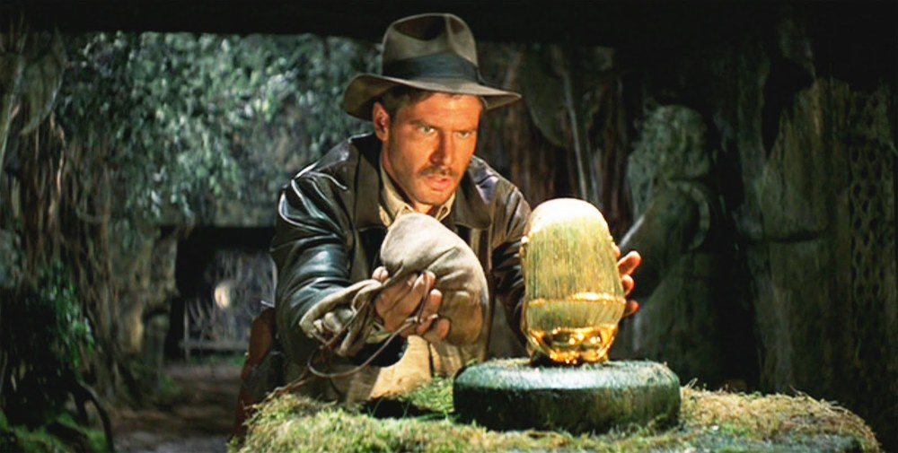 6. Raiders of the Lost Ark