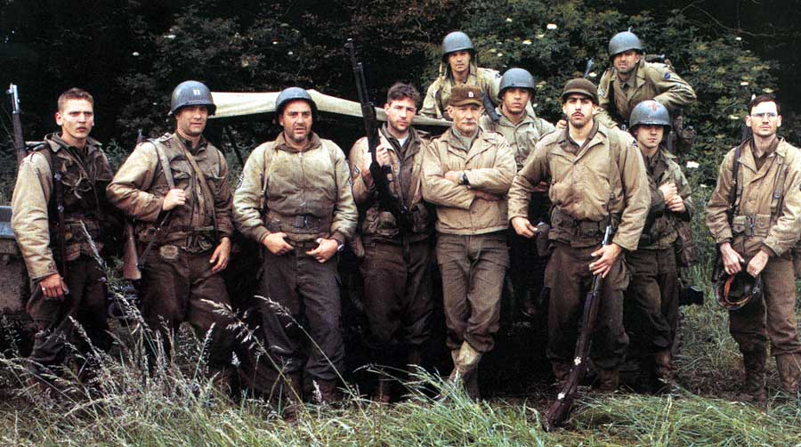 5. Saving Private Ryan