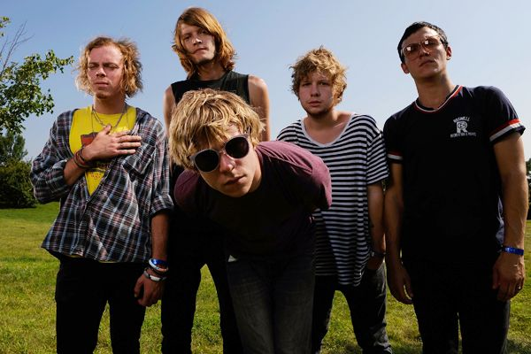 4. Cage the Elephant
