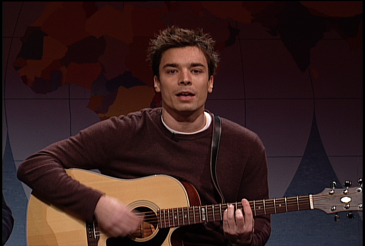 23. Jimmy Fallon