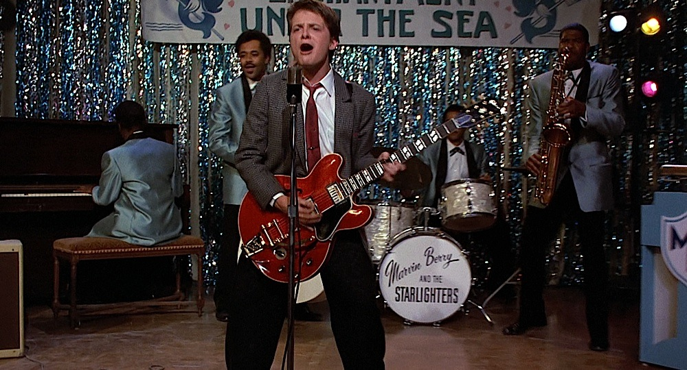 Back to the Future-Johnny B Goode