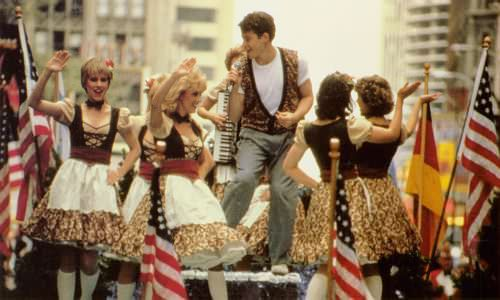 Ferris Bueller's Day Off- Twist and Shout