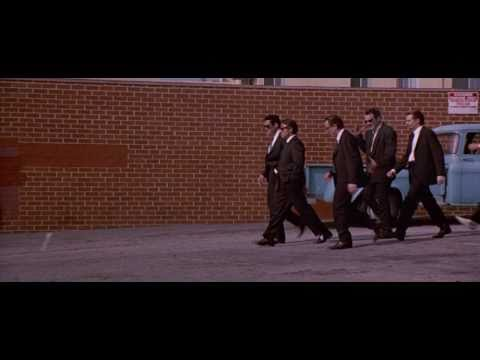 Reservoir Dogs- Little Green Bag