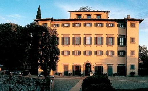 La Villa La Massa