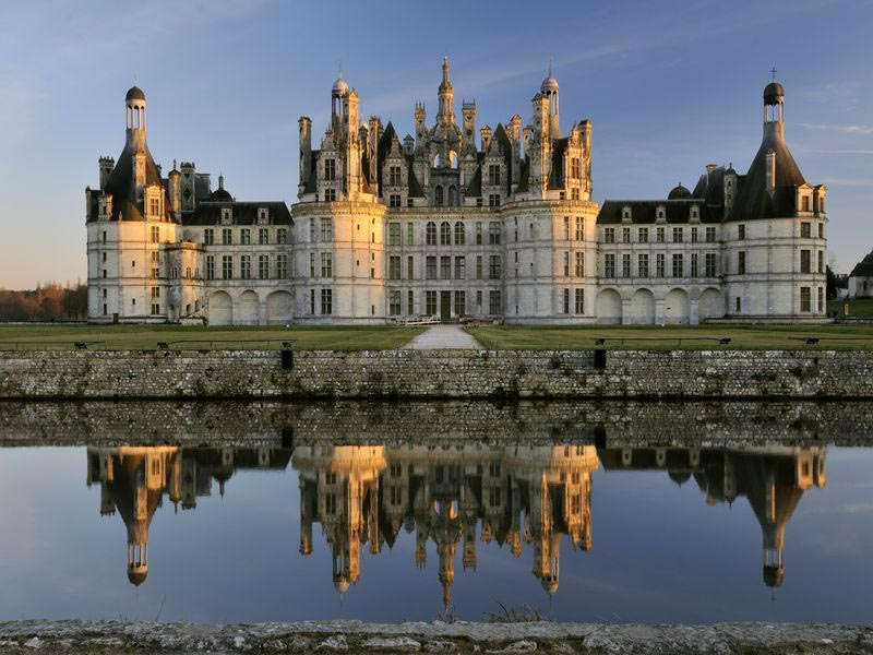 The iconic Chambord