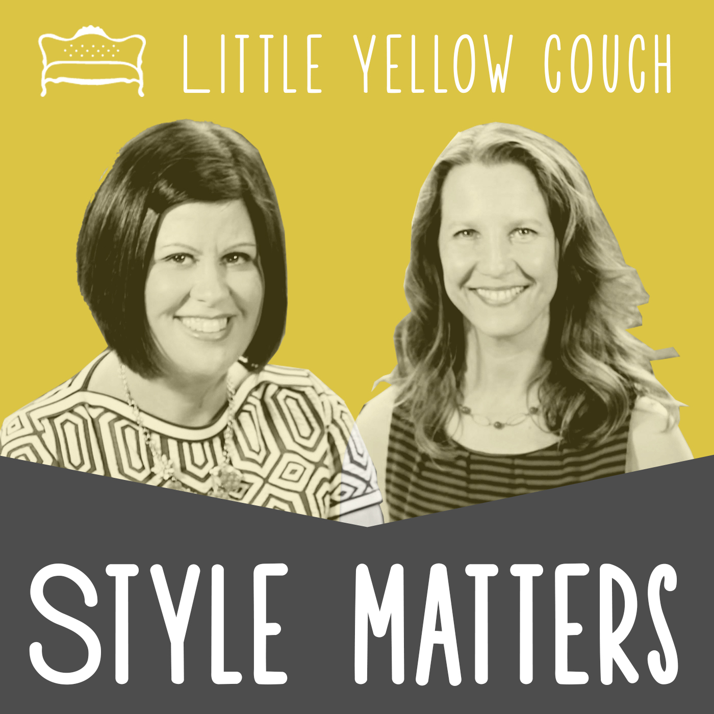 Style Matters - Little Yellow Couch