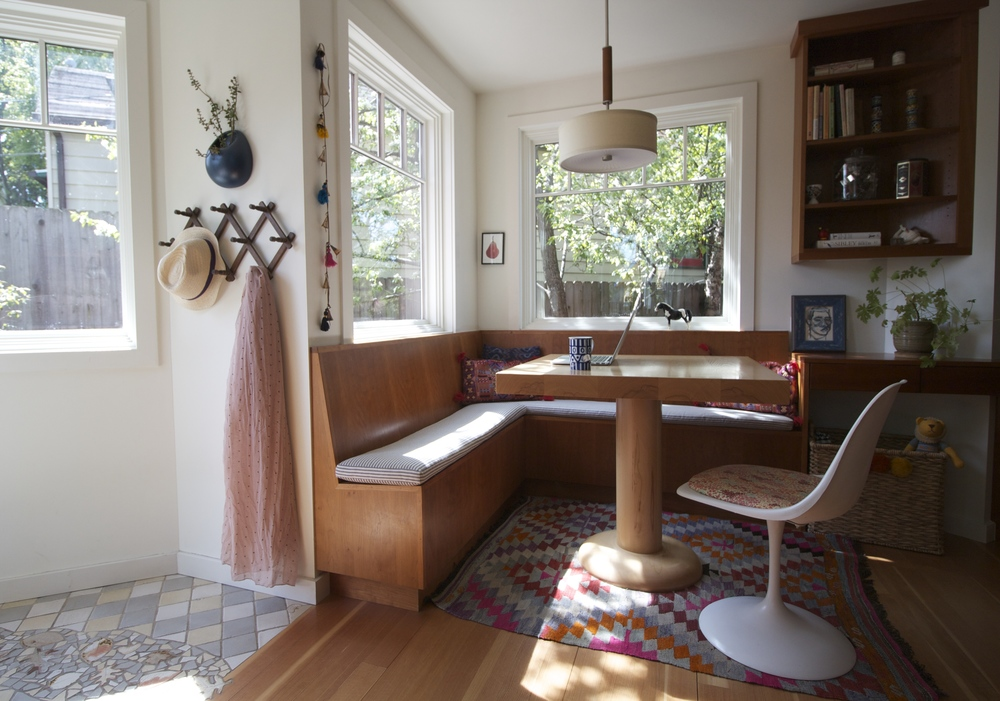 """Breakfast Nook""  Image provided by Red House West"