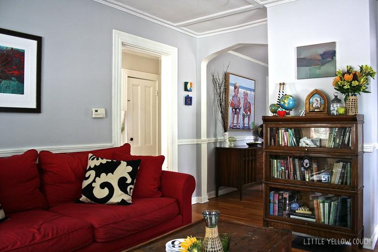 Zandra's living room (summer)