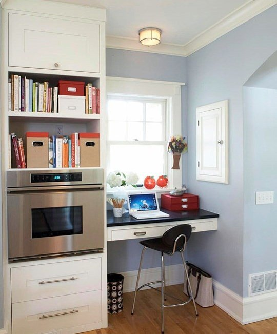 Photo by  Better Homes & Gardens , as seen on  Apartment Therapy