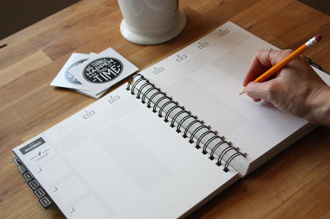 Need a fantastic planner for 2016?  Check out the  Get To Work Book  by our friend at  Enjoy it !