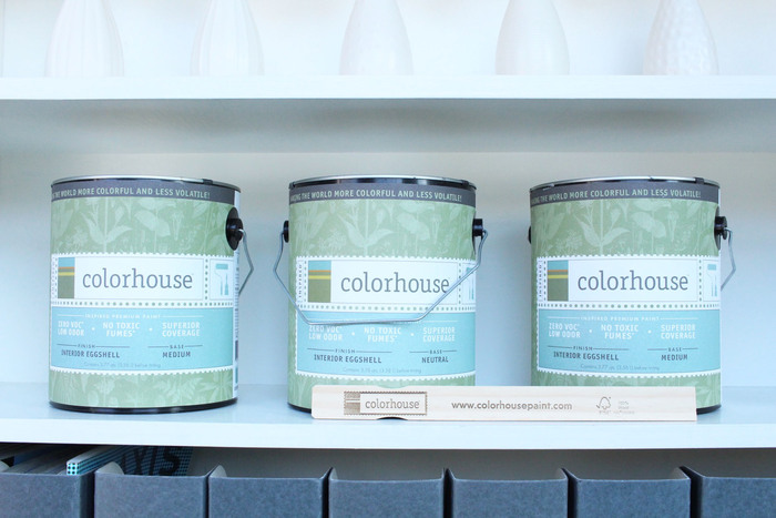 Colorhouse Paint: No VOCs, Eco-friendly, artist developed color palatte