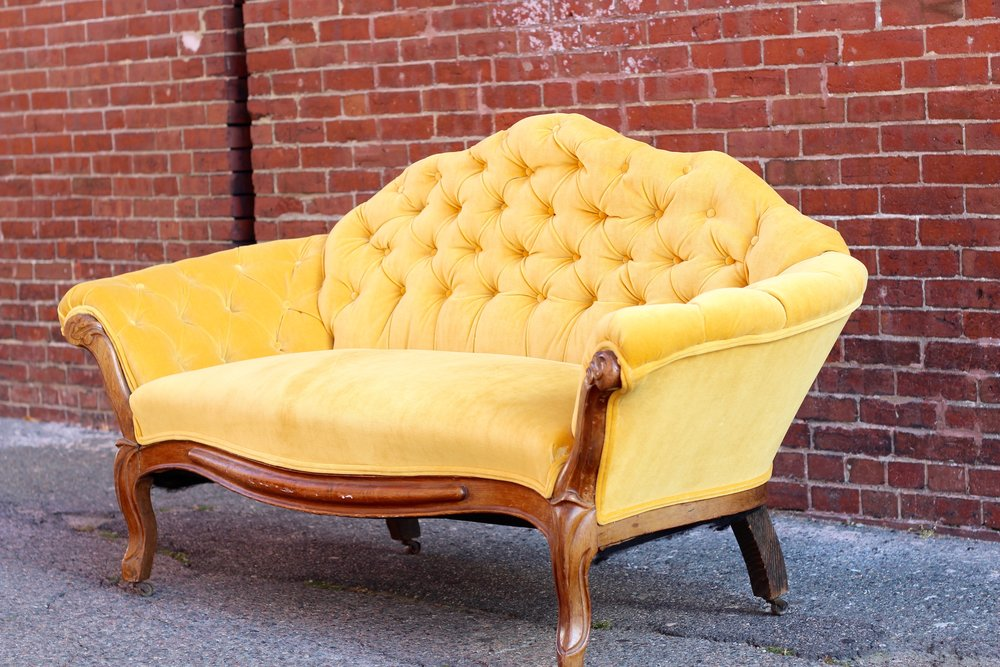 Little Yellow Couch / Style Matters Podcast