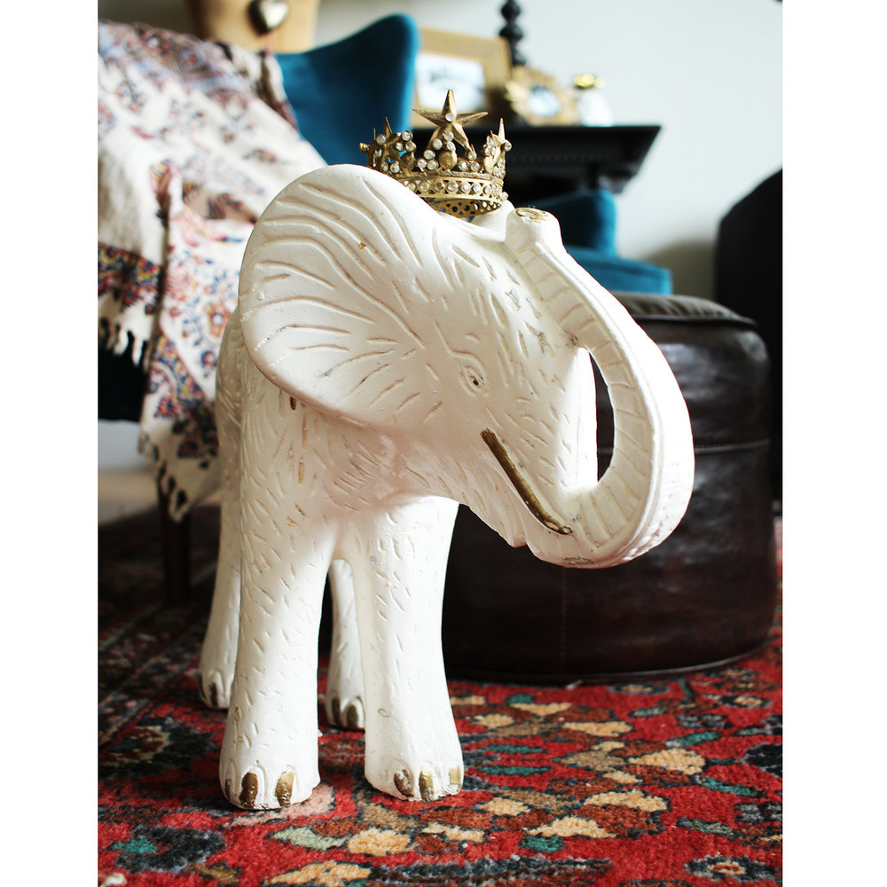 Karen's Crowned Elephant