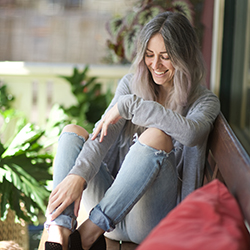 "Liz Kamarul  ""I love change. I love reinventing myself.""  Episode:  Liz Kamarul"