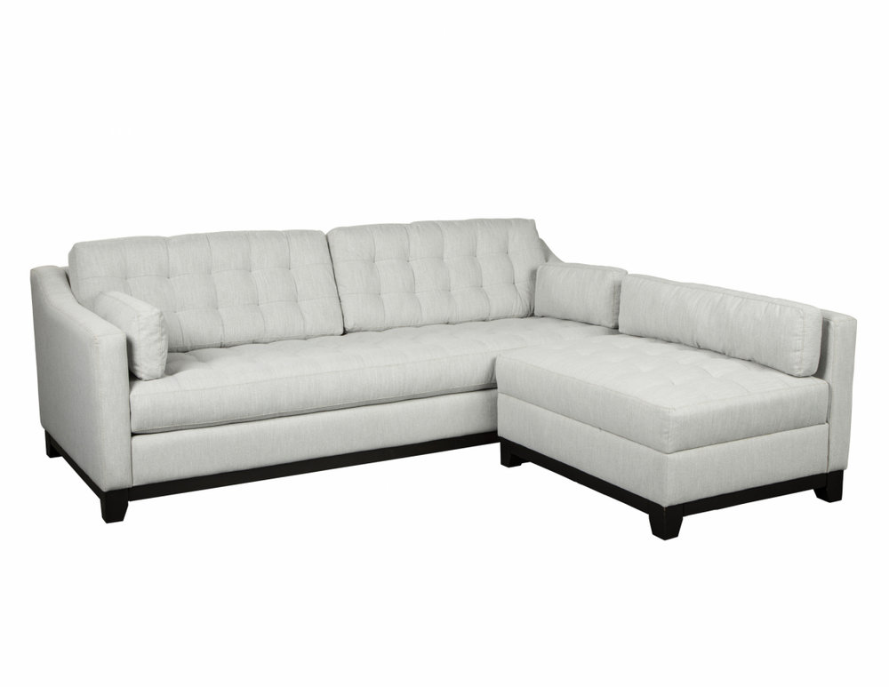 Cantrel Sofa (comes with or without chaise)