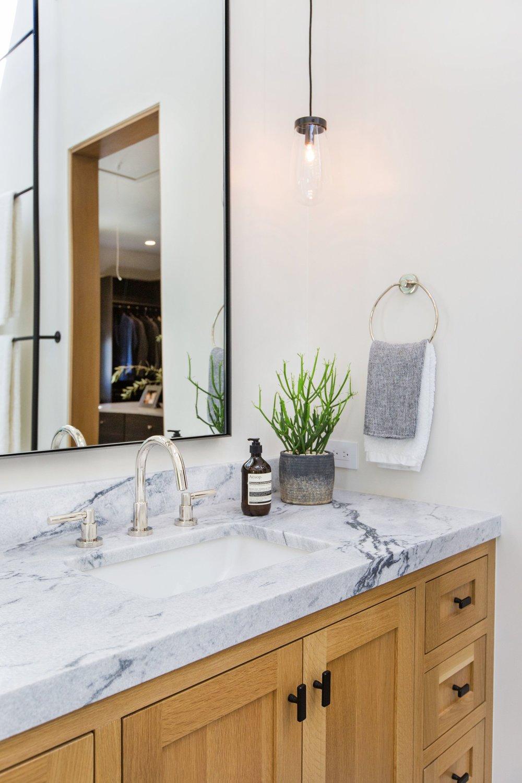 Pearl Grey Marble, Brook Wagner Design