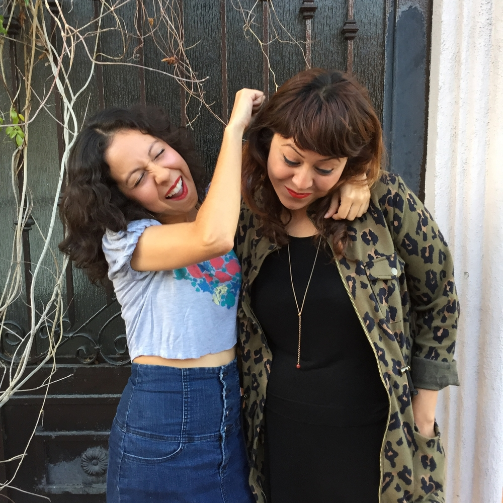 In addition to being passionate and amazing,  Alma  and  Cynthia , the two sophisticated ladies behind La Prueba like to have fun too!